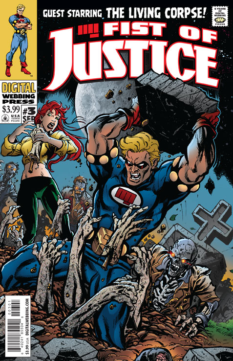 Fist of Justice ...